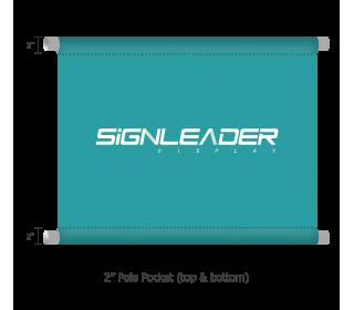 Custom Pole Banner