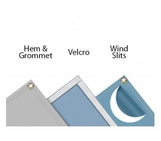 Custom Vinyl Banner (18oz.Blockout)