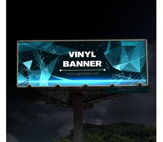 Vinyl Banner (15oz.Backlit)