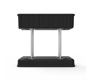 Trade Show Display Podium/Hard Case With Wheels