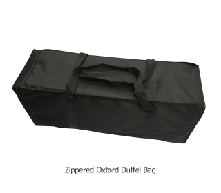 Portable C-Shaped Tension Fabric Display Banner Stand