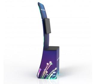 Portable TV Monitor Display Stand & TV racks