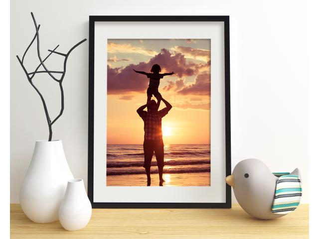 Custom Framed Poster