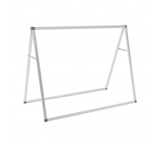 4FT A-Frame Banner Display