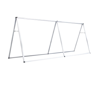 8FT A-Frame Banner Display