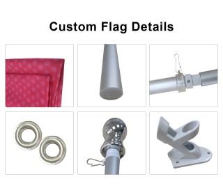Custom Pole Flags