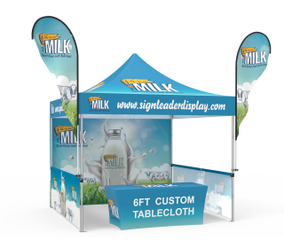 Custom 10x10 Pop Up Canopy Tent Combos 12 for Events