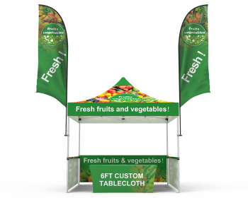 Custom 10x10 Pop Up Canopy Tent Combos 14 for Events