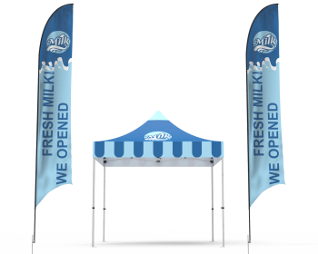 Custom 10x10  Pop Up Canopy Tent Combos 17 for Events
