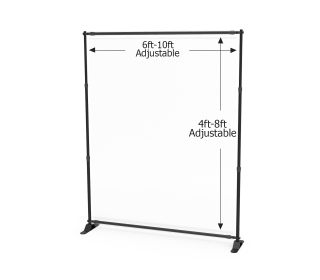 Adjustable Sneeze Guards Shield Portable Partition Dividers Transparent Screen Sanitary Walls Defense Device